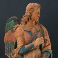 Se fosse un angelo di Leonardo...