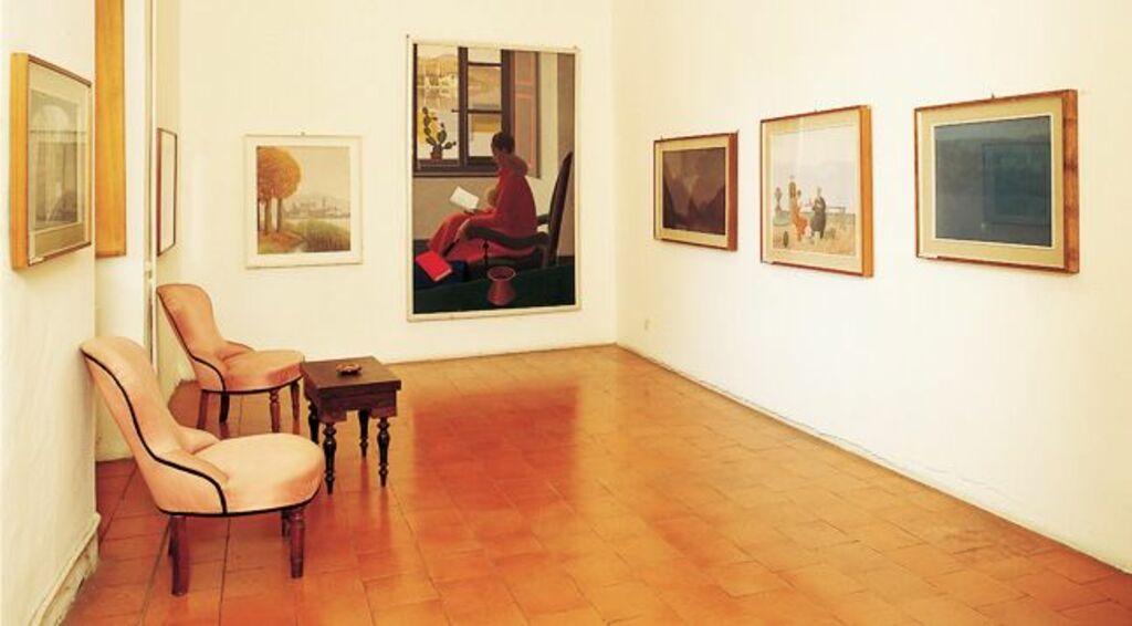 Visita gratuita alla collezione Calderara