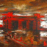 Alessandro Busci. Steel gardens