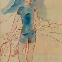 Aligi Sassu Opere 1927-1941 - Pitture su carta, inchiostri, matite colorate, opere grafiche