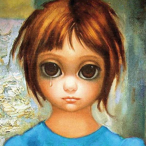"""""""Big Eyes"""": la vera storia della più grande impostura nel mondo dell'arte"""