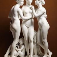 Canova - Thorvaldsen. La nascita della scultura moderna