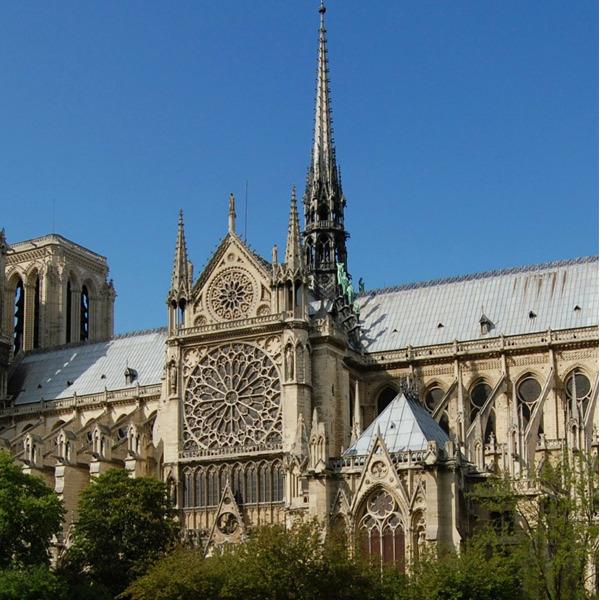 Concorso: Le grandi cattedrali d'Occidente