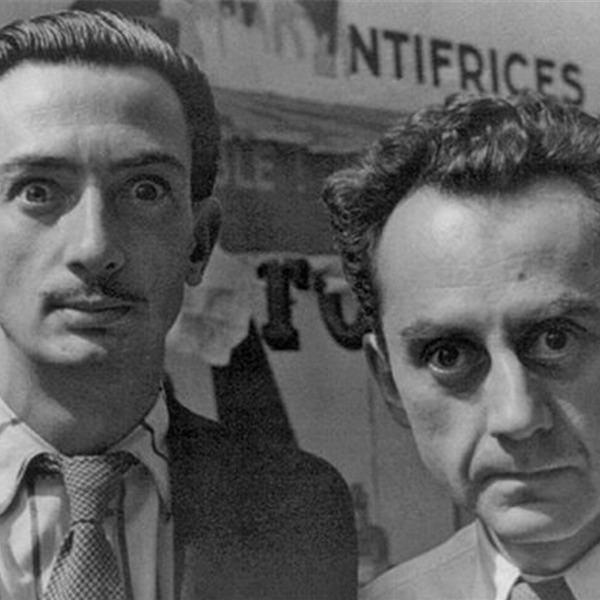Doppio singolare (Man Ray / Buñuel)