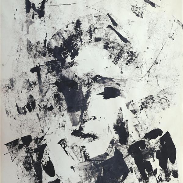 Josine Dupont. Art on paper