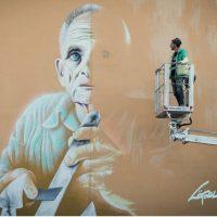 Laboratorio di pittura murale con Nico Lopez Bruchi