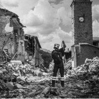 Le Storie della Fotografia: Terremoto. Tre anni dopo
