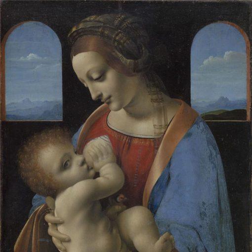 Leonardo e la Madonna Litta