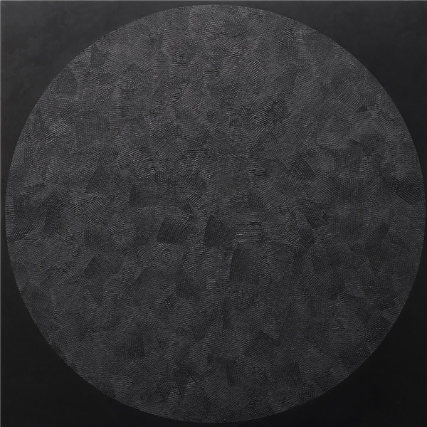 Mice Jankulovski. Forms in black / Forme in nero