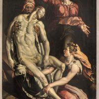 Michelangelo a colori. Marcello Venusti, Lelio Orsi, Marco Pino, Jacopino del Conte