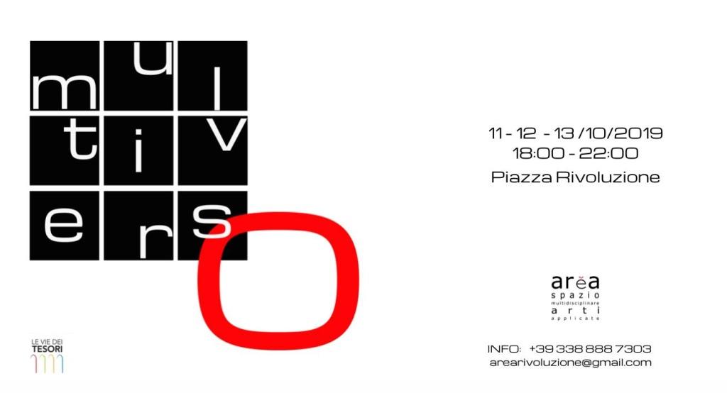 Multiverso: scultura e design a Palermo