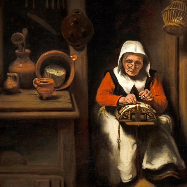 Nicolaes Maes - Allievo di Rembrandt dai molteplici talenti