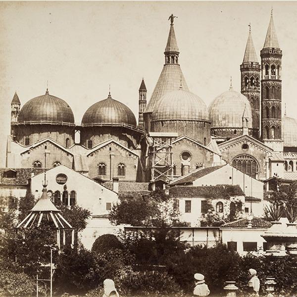 Padova Sacra. Arte, architettura, religiosità e devozione popolare nell'immagine fotografica (1850-1931)