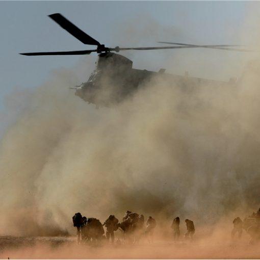 Philip Coburn. Afghanistan desert patrol - Siena International Photography Awards 2019