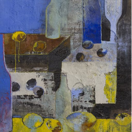 Still Life: ciclo di incontri nello studio di Anna Vinzi