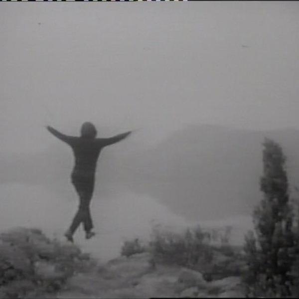 Videoteca GAM: Gino De Dominicis. Videotape / Tentativo di volo