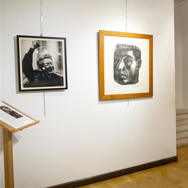 Visita guidata: La realtà e il mito. Le litografie di David Alfaro Siqueiros della collezione De Micheli