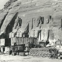 Abu Simbel. Il viaggio del Faraone - Due secoli di presidio veneto a salvaguardia dei templi