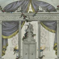Antonio Basoli e gli splendori delle camere d'ogni genere. Il Libro n. 105 e il suo restauro