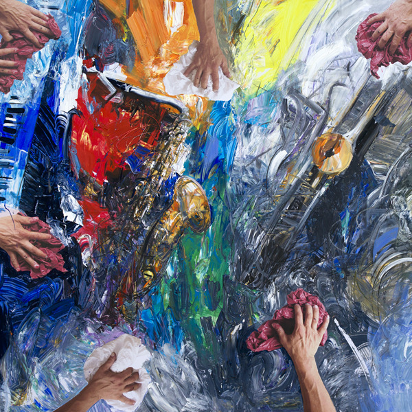 """Arte """"a quattro mani"""": le opere che sconfiggono l'individualismo"""