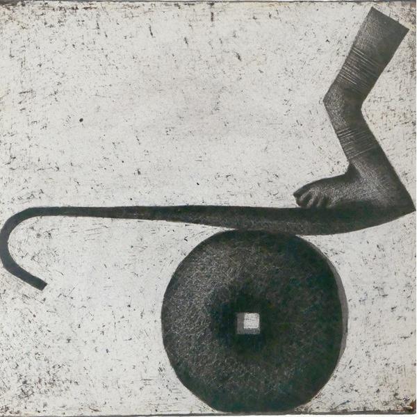 Balancing: presentazione libro d'artista di Mirco Denicolò