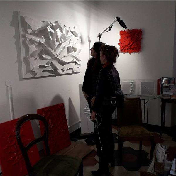 Ciclo di incontri con Eugenio Galli per i 20 anni del suo atelier