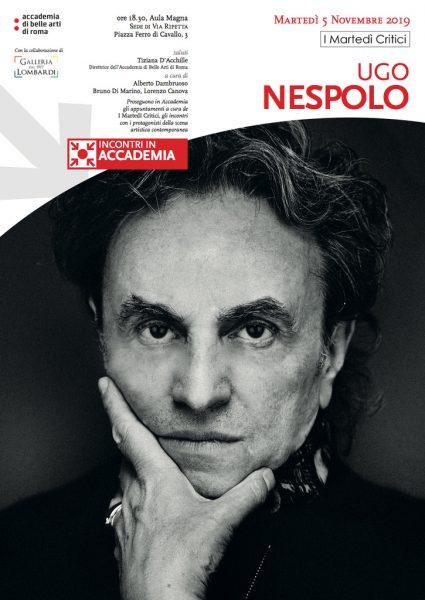 I Martedì Critici: incontro con Ugo Nespolo
