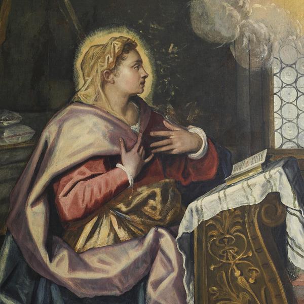 Il Mistero nell'Arte: Tintoretto rivelato - L'Annunciazione del Doge Grimani a Lecco