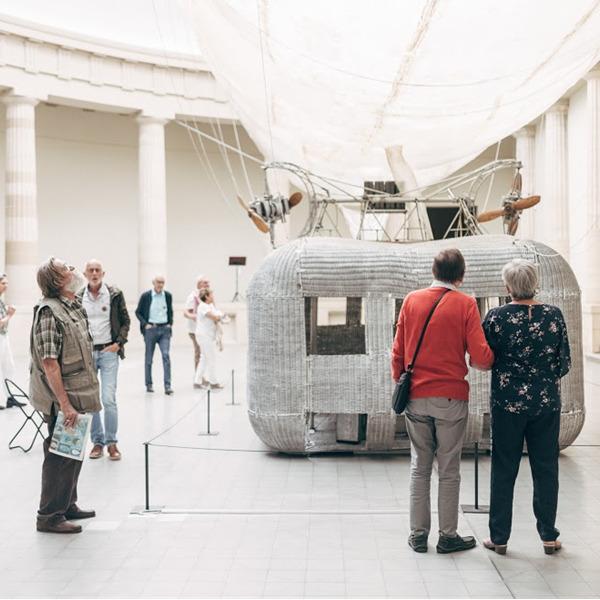 Il museo S.M.A.K. di Gand è il protagonista della 5a edizione di Grand Tour