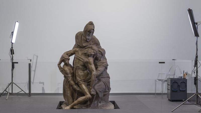 Il restauro della Pietà di Michelangelo dell'Opera del Duomo a Firenze