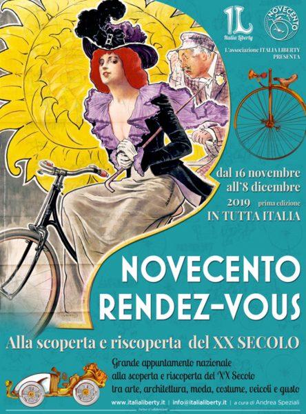Novecento rendez-vous - Visite guidate, mostre e worshop sul XX Secolo
