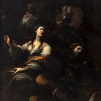 """Presentazione dei dipinti """"Sansone e Dalila"""" e """"L'offerta di Abigail a David"""""""