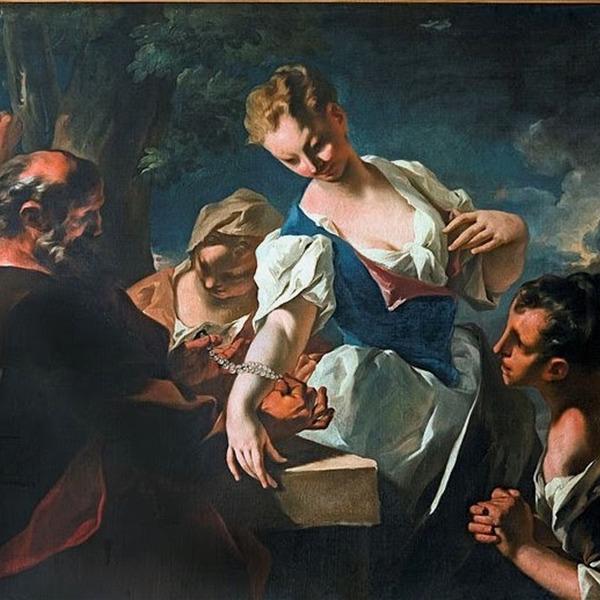 """Presentazione del volume """"Nicola Grassi (1682-1748)"""". Enrico Lucchese dialoga con Denis Ton"""