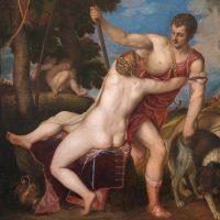 """Presentazione: """"Venere e Adone di Tiziano. Arte, cultura e società tra Venezia e l'Europa"""""""
