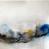 Tra gli elementi. Guido Omezzolli ceramica - Cristina Zanella pittura