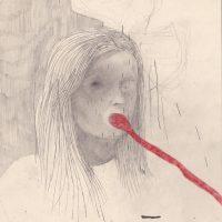"Visita guidata alla mostra ""Dentro il disegno"" con Lóránd Hegyi"