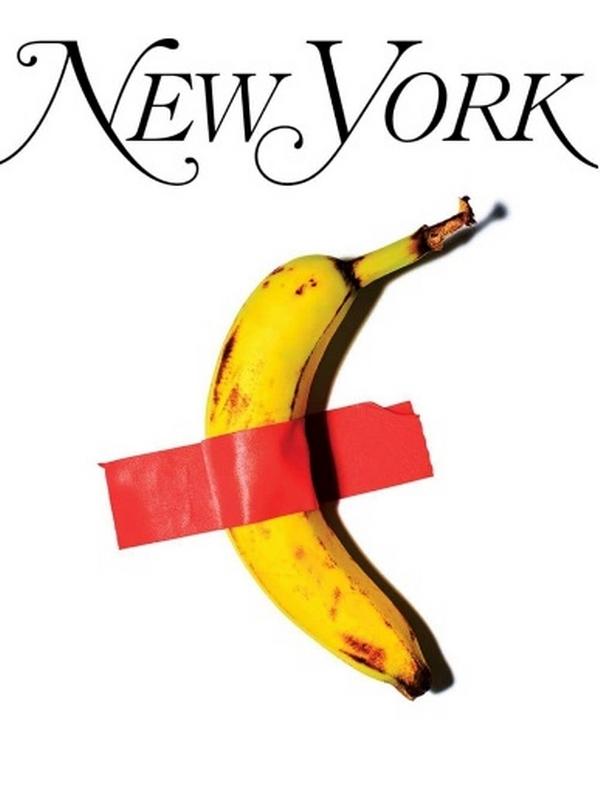 Maurizio Cattelan - New York