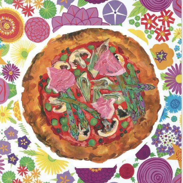 George Kenneth Scott. Eats & drinks & pizza