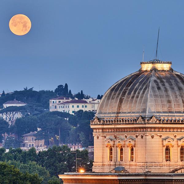 Gianluca Masi. Carpe sidera - La meraviglia del cielo sulla bellezza di Roma