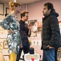 """Incontro con l'associazione """"Atelier des artistes en exil"""""""