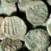 Presentazione del restauro delle monete antiche di Elea-Velia