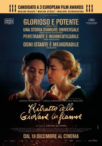 """""""Ritratto della giovane in fiamme"""" un film di Céline Sciamma"""