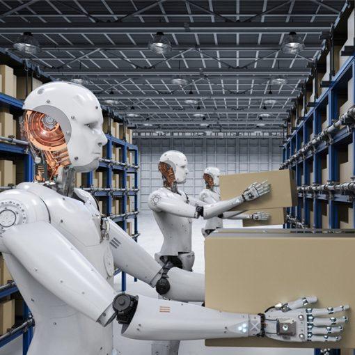Robot - Incontro di avvicinamento alla mostra