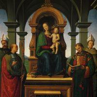 All'alba di Raffaello. La Pala dei Decemviri del Perugino