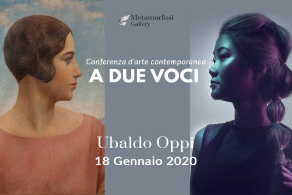 """Conferenza: """"A due voci - Oppi e l'immaginario femminile di inizio '900"""""""