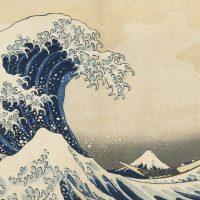 Hokusai, Hiroshige, Utamaro. Capolavori dell'arte giapponese