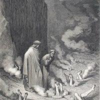 La Quercia di Dante. Visioni dell'Inferno. Dorè - Rauschenberg - Brand