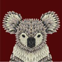 """L'opera """"Koala"""" di Alessandro Malossi a sostegno dei progetti WWF per l'Australia"""