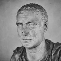 Ritratti di marmo - Fotografie di David Benedetti