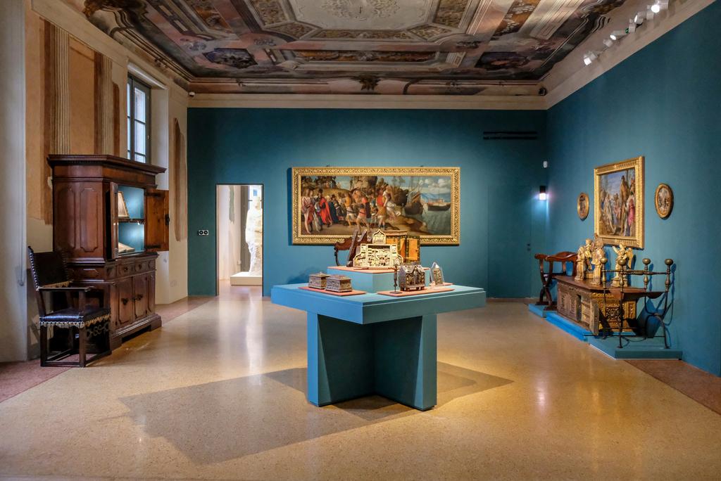 Una nuova casa-museo a Verona. Palazzo Maffei ospita la Collezione Luigi Carlon